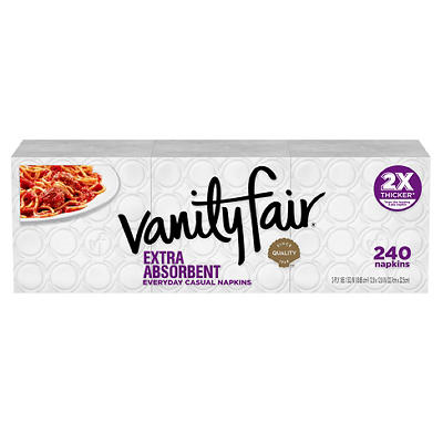 Vanity Fair Extra Absorbent Premium Napkins, 240 ct.