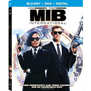 Men In Black: International (BD/DVD)