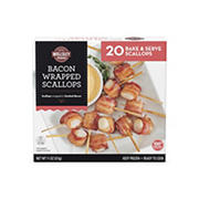 Wellsley Farms Bacon Wrapped Scallops