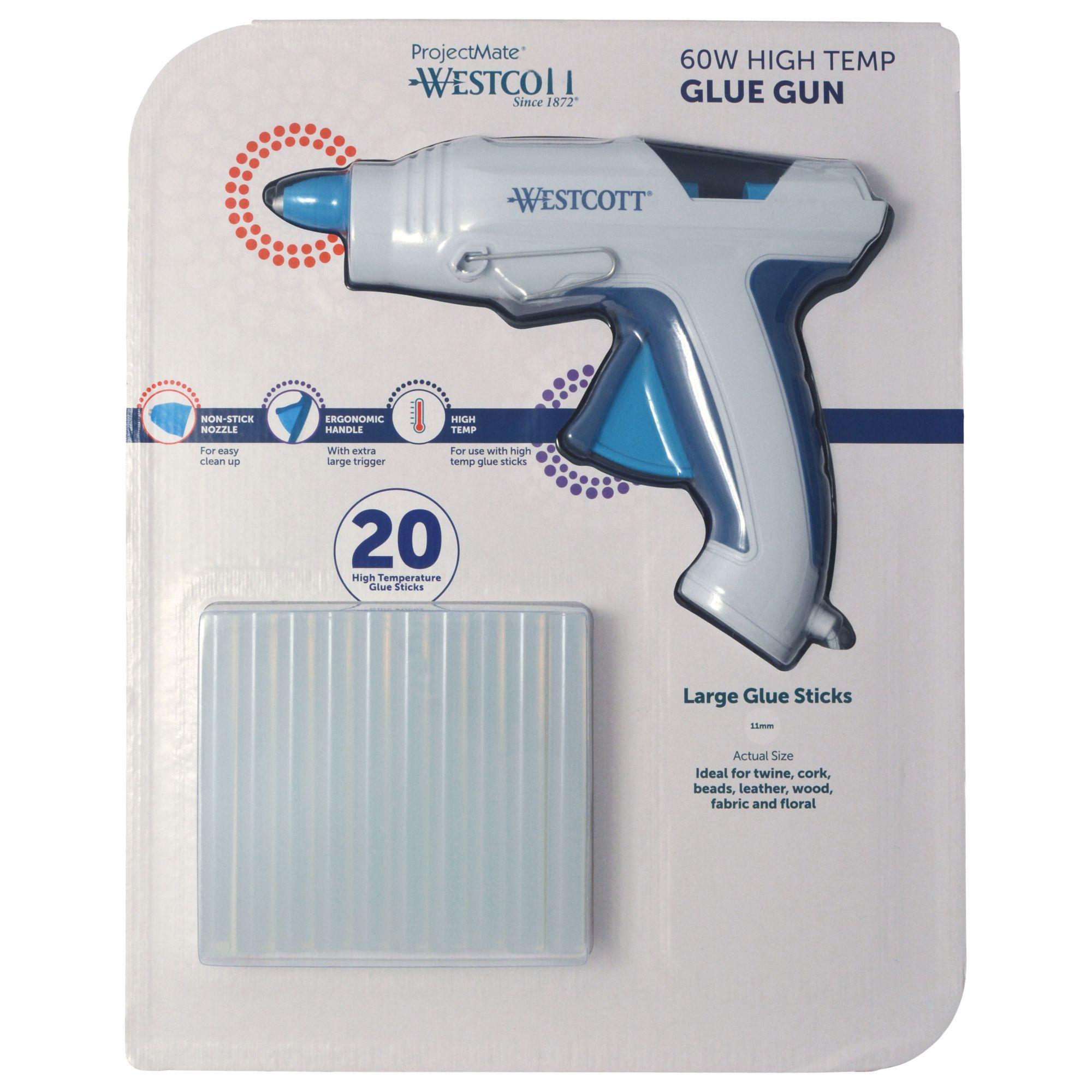 Westcott Premium Mid Sized Hot Glue Gun