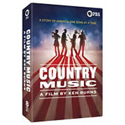 Ken Burns:  Country Music (DVD)