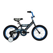 "Titan Champions Boys 16"" BMX Bicycle - Black"