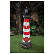 Berkley Jensen Solar LED Lighthouse