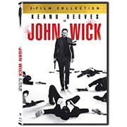 John Wick 1 & 2 Film Collection (DVD)