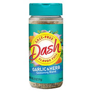 Mrs. Dash Salt-Free Garlic & Herb Seasoning Blend, 6.75 oz.