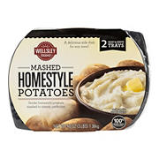 Wellsley Farms Mashed Homestyle Potatoes, 2 ct.