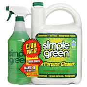 Simple Green All-Purpose Cleaner Concentrate 140 oz. with 32 oz. Bonus Ready-to-Use Spray Bottle