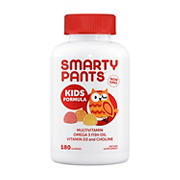 SmartyPants Kids Complete Gummy Multivitamin, 180 ct.