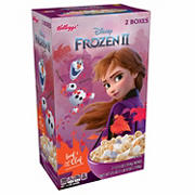 Disney's Frozen 2, Original Cereal with Olaf Marshmallows, 2 pk.