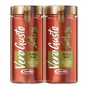 Barilla Vero Gusto Sicilian Herb Pasta Sauce, 2 ct.