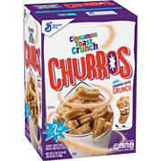 Cinnamon Toast Crunch Churros Cereal, 2 pk.