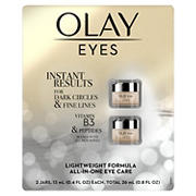 Olay Ultimate All-In-One Eye Cream, 2 ct.