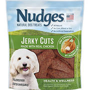 Nudges Jerky Cuts Natural Dog Treats, 40 oz.