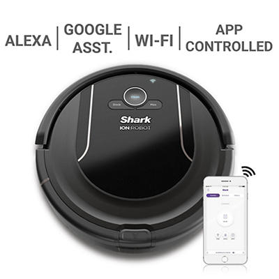 Shark ION RV85 Robot Vacuum with Wi-Fi