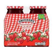 Smucker Strawberry Perserves, 32 oz.