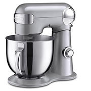 Cuisinart 5.5-Qt. Stand Mixer - Brushed Chrome