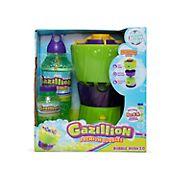 Gazillion Bubble Rush Bubble Machine with 8 oz. Premium Solution and 1L Refill