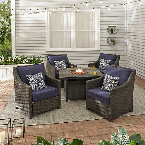 Berkley Jensen Montauk 5 Pc Firepit