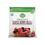 Wellsley Farms Organic Triple Berry Mix, 3 lbs.