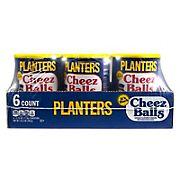 Planters Cheez Balls, 6 pk.