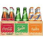 Coca-Cola Glass Bottle Fiesta-Pack, 24 pk.