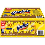 Yoo-Hoo Chocolate Drink, 40 pk.