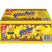 Yoo-Hoo Chocolate Drink, 40 pk./6.5 fl. oz.