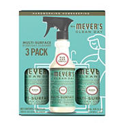 Mrs Meyers Clean Day Multi Surface Cleaner, 3 pk.