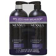 Nexxus Keraphix Shampoo and Conditioner, 2 pk.