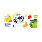 Buddy Fruits Multifruit Sauce Pouches, 16 ct.