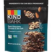 Kind Bark Dark Chocolate Almond & Sea Salt, 15 oz.