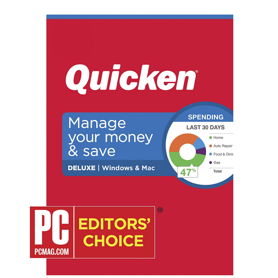 Quicken 2020 Home And Business.Quicken Deluxe 2020 1 Year