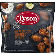 Tyson Applewood Smoked Wings, 4 lbs.