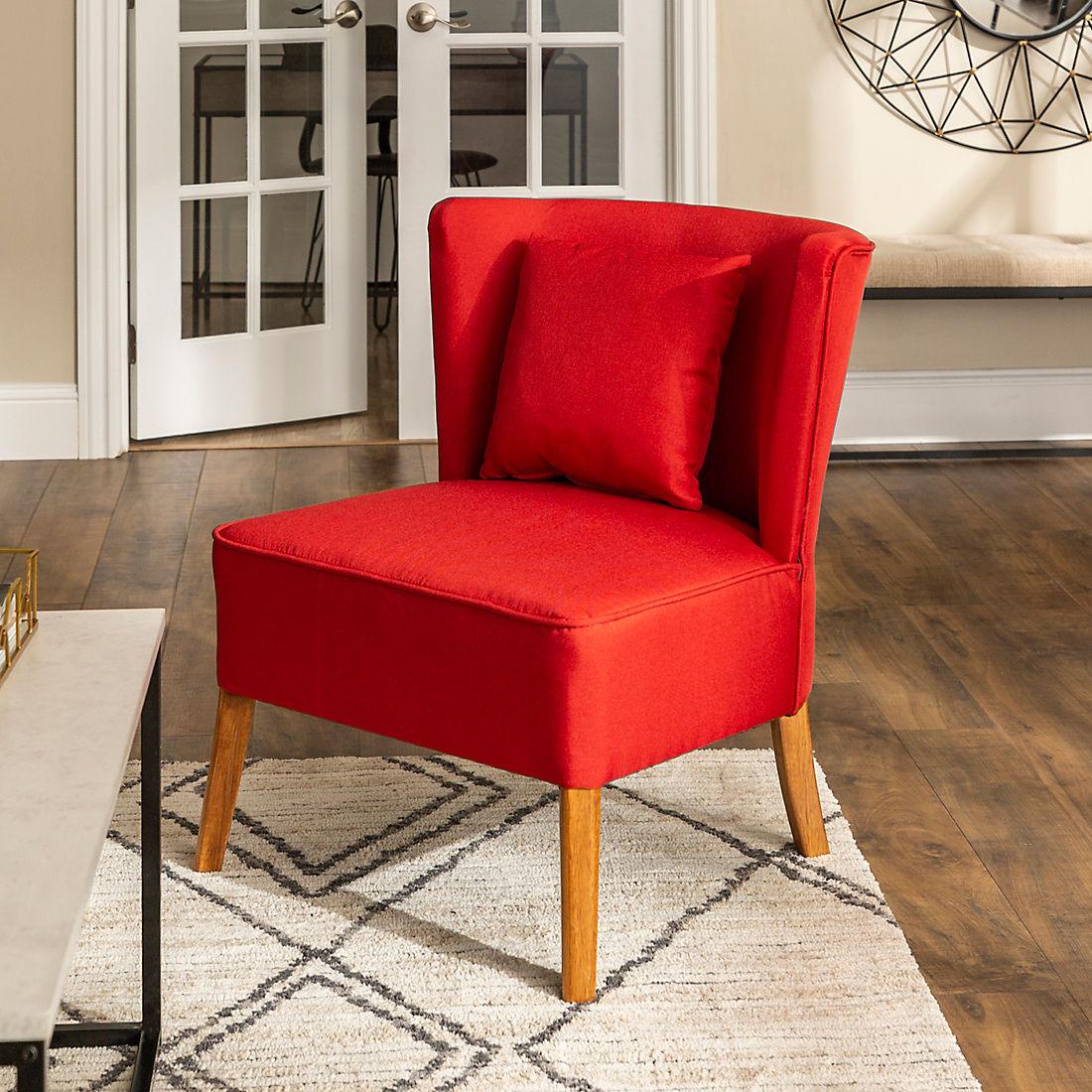 Enjoyable Modern Lounge Side Accent Chair Brown Frankydiablos Diy Chair Ideas Frankydiabloscom