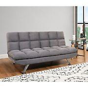 Abbyson Hamilton Fabric Sofa Bed - Gray