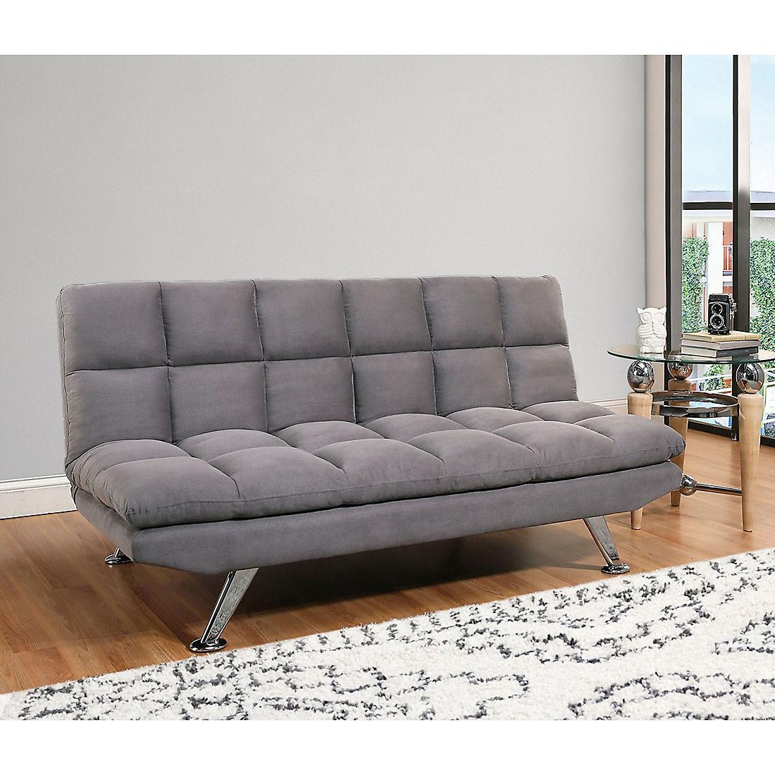 Abbyson Hamilton Fabric Sofa Bed Gray