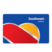 $100 Southwest Airlines Gift Card