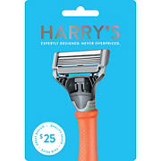 $25 Harry's Gift Card