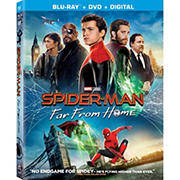Spider-Man: Far From Home (Blu-ray/DVD)