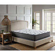 "Berkley Jensen 11"" Twin Size Plush Mattress"