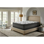 "Berkley Jensen 11"" California King Size Plush Mattress"