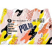 Polar Seltzer Newbury Collection, 15 pk.