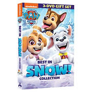 PAW Patrol: Best in Snow (DVD)