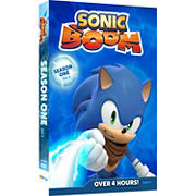 Sonic Boom: Season 1, Vol 1 (DVD)