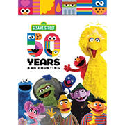 Sesame Street: 50 Years And Counting (DVD)