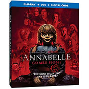 Annabelle Comes Home (Blu-ray/DVD)