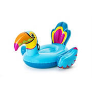 H2OGO! Tipsy Toucan Ride-On Pool Float