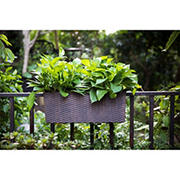 Berkley Jensen  Rectangle Handrail Planter