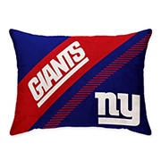 "NFL New York Giants20"" x 26"" Super Plush Bed Pillow"
