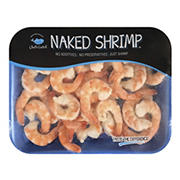 Naked Shrimp 26/30 Count Cooked, 1.4 lbs.